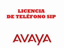 Imagen de Avaya Licencia Teléfono SIP para Avaya IP Office