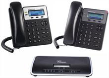 Imagen de Centralita Grandstream UCM6202 con 2 teléfonos GXP1610