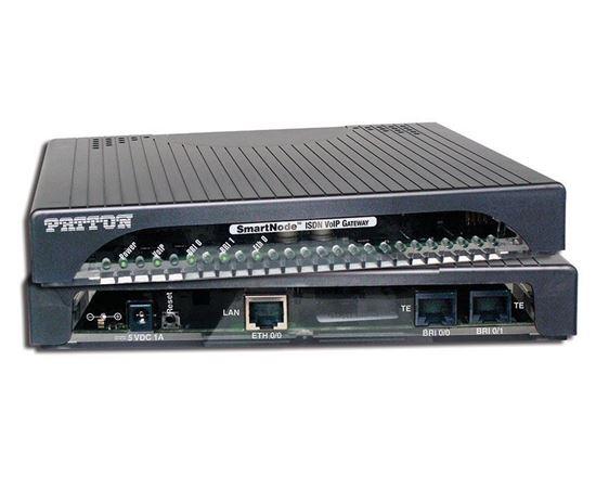 Imagen de Patton Gateway SmartNode 4120 1 BRI TE